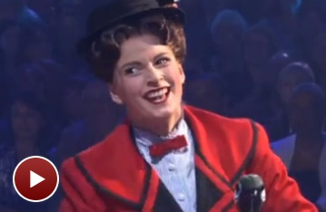 The Cast of Mary Poppins Tour Soars Into Dancing with the Stars