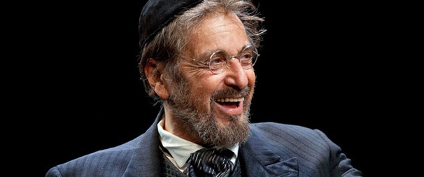 First Look! Al Pacino-led Merchant of Venice Resettles on Broadway