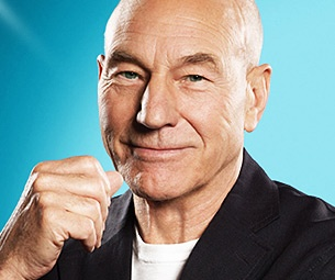 Wouldn't It Be Loverly? Patrick Stewart Reveals His Musical Dream Role