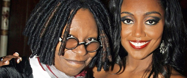 Hallelujah! Whoopi Goldberg and Patina Miller  Get in the Spirit for Sister Act on Broadway