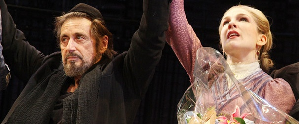 A Pitch Perfect Opening Celebration for Pacino-Led Merchant of Venice