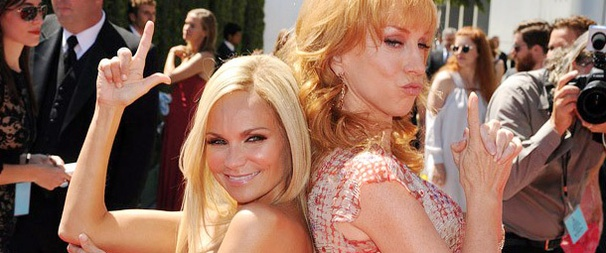 Kathy Griffin Promises a Return of 'Chenoffin' With Gal Pal Kristin Chenoweth