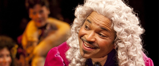 Jeffrey Wright on Embracing His Inner Don Juan in A Free Man of Color