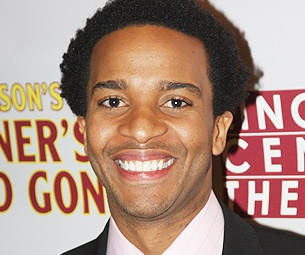 Jay Wilkison Andre Holland and Jay Wilkison
