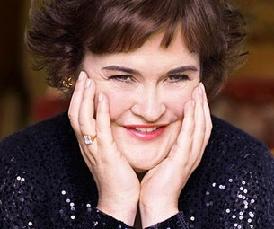 Singing Sensation Susan Boyle To Play Herself in a New Musical