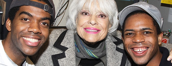 Channing Carson Son Of Carol Channing Carol channing & the