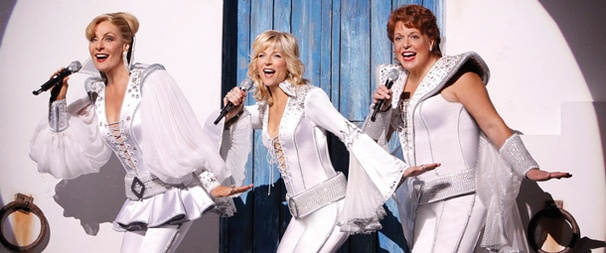 First Look! Meet the New Dancing Queens of Broadway's Mamma Mia!