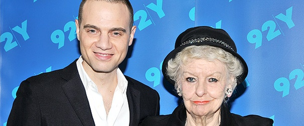 Liaisons! Night Music's Elaine Stritch Talks About Her Long Career with Jordan Roth