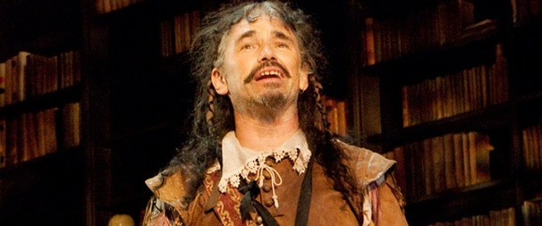 La Bete's Mark Rylance on Playing the Fool and Heading to Jerusalem