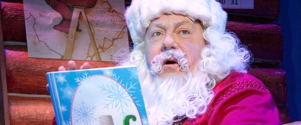 Here Comes Santa Claus! Elf's George Wendt Talks Broadway, Cheers and Michael Jackson