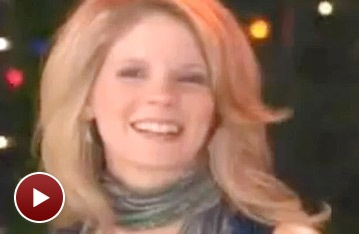 Broadway Holiday Flashback! Kelli O'Hara Marvels at the Season's 'Little Colored Lights'