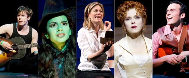 Most-Read Q&As for 2010 Include Idiot John Gallagher Jr., Wicked Witch Mandy Gonzalez & More