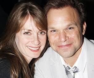 Wicked Sweethearts Norbert Leo Butz and Michelle Federer Welcome Baby Girl Georgia