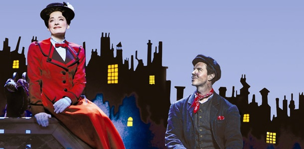 Mary Poppins Stars Laura Michelle Kelly and Gavin Lee Are Taking Your Questions