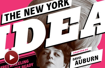 Take a Walk Down the Aisle With the Cast of The New York Idea