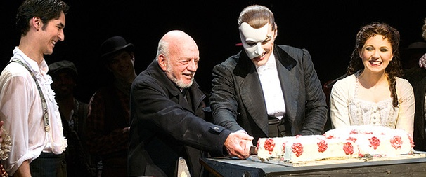 Happy 23rd Birthday, Phantom! Broadway's Longest-Running Show Marks Another Milestone