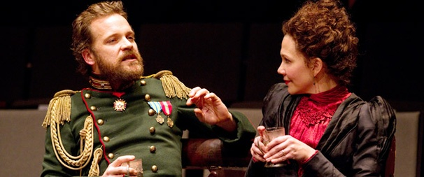 To Moscow! A Photo Preview of Maggie Gyllenhaal, Peter Sarsgaard and the Cast of Three Sisters