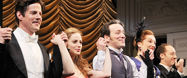 Smart Thinking! The New York Idea Opens Off-Broadway
