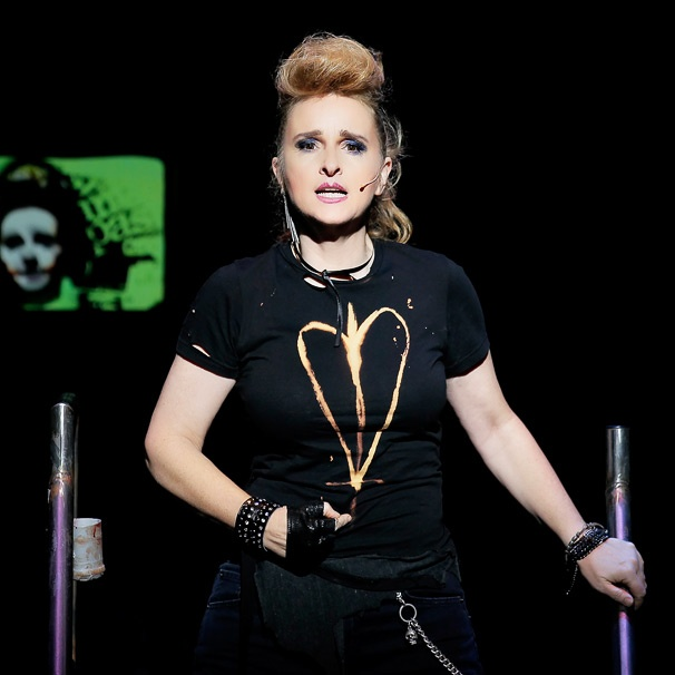 First Look: Melissa Etheridge Steps Into St. Jimmy's Shoes in American Idiot