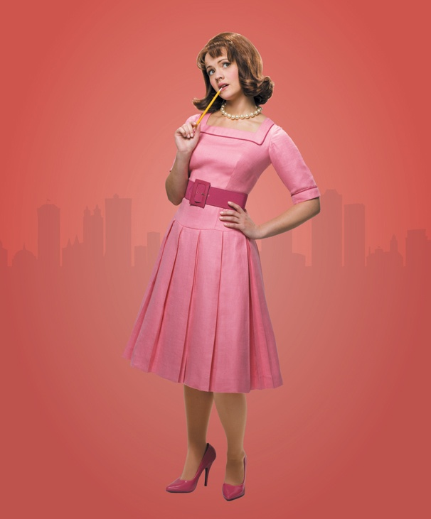 Exclusive Photo and Video! How to Succeed Cutie Rose Hemingway on Rosemary Pilkington