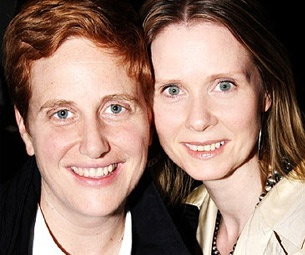 It's a Boy! Tony Winner Cynthia Nixon and Christine Marinoni Welcome Their First Child