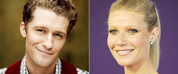 Gwyneth Paltrow to Sing Prince's 'Kiss' With Matthew Morrison During Glee Return