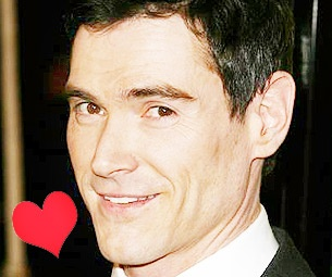 Meow! Arcadia's Billy Crudup Has Cats On His Mind This Valentine's Day