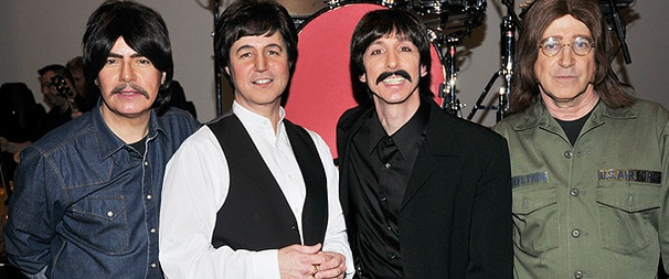 Let it Rain! The Beatles Tribute Re-Opens at Its New Broadway Theater