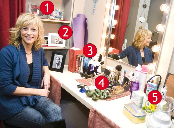 Enter the Turtle-Filled Backstage Sanctuary of Mamma Mia! Star Lisa Brescia