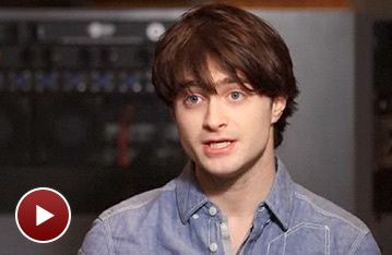 Video! Daniel Radcliffe on His Broadway Homecoming in How to Succeed in Business Without Really Trying