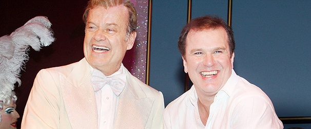 Kelsey Grammer and Douglas Hodge Bid La Cage aux Folles a Fond, Fabulous Farewell