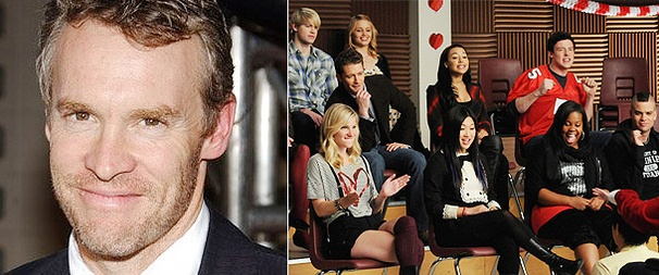 Hard-Working Glee Cast 'Inspiring' to Good People Star Tate Donovan