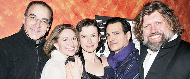 Mandy Patinkin & Co. Celebrate Compulsion Off-Broadway