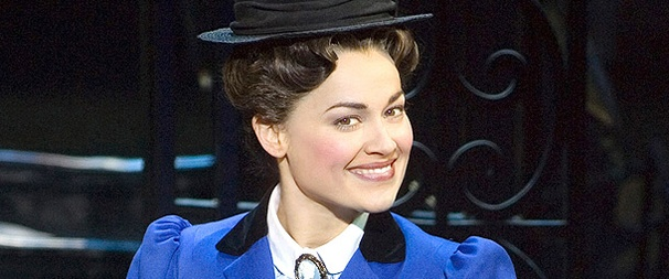 Original Star Ashley Brown to Fly Back to Broadway's Mary Poppins