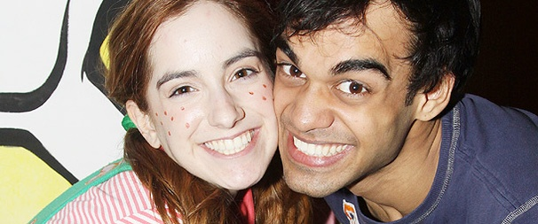 American Idol Vet Sanjaya Malakar Joins Remy Zaken in Freckleface Strawberry