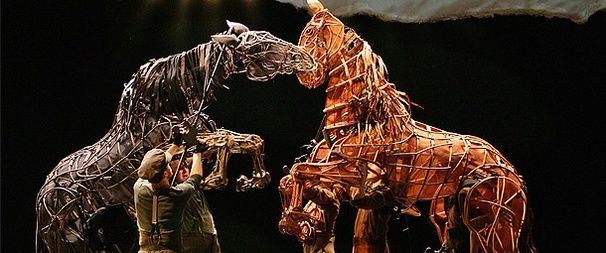 Behind the 'Absolute Madness' of War Horse's Amazing Life-Size Puppets