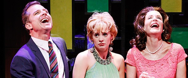 Love in Bloom! First Look at Maxwell Caulfield, Lois Robbins & Jenni Barber in Cactus Flower