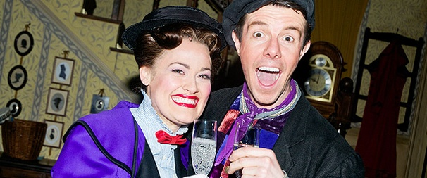 Original Broadway Star Ashley Brown Flies Back to Mary Poppins