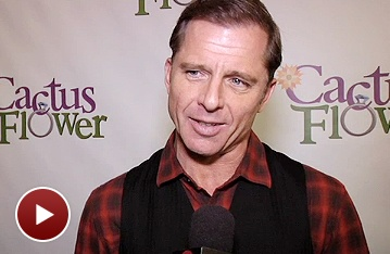 Maxwell Caulfield & Co. Preview the Off-Broadway Revival of Cactus Flower