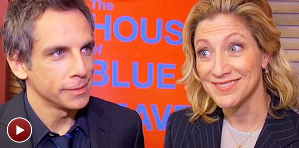 Blue Video! Ben Stiller, Edie Falco & Co. Talk Up The House of Blue Leaves