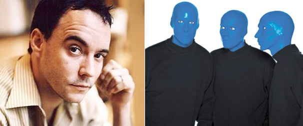 Dave Matthews to Join Blue Man Group for 20th Anniversary Performance