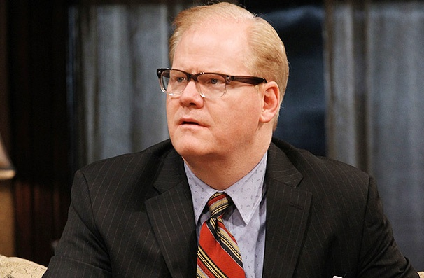 Comedian Jim Gaffigan on Transitioning From One-Man Band to Team Player in That Championship Season