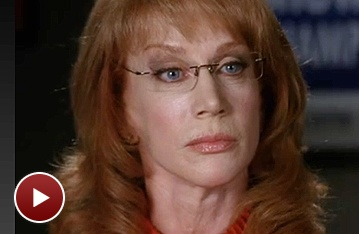 Tony Hopeful Kathy Griffin Taps Into Her Conservative Side on Glee