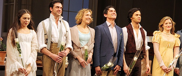 Stoppard Celebration! Billy Crudup, Ral Esparza and the Cast of Arcadia Let Loose on Opening Night