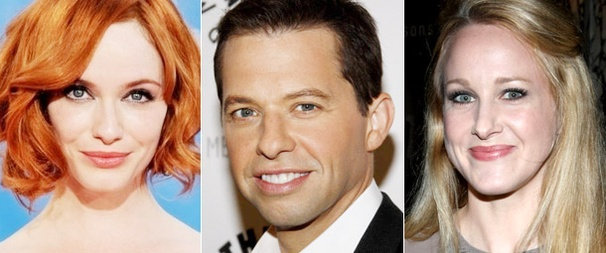 Christina Hendricks, Jon Cryer, Katie Finneran & More Join Company at New York Philharmonic