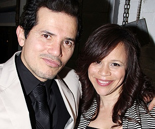 Watch Out, John Leguizamo! Rosie Perez Threatens to Throw Down With the Ghetto Klown Star