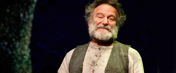 See Robin Williams and the Cast of Bengal Tiger Burn Bright on Broadway