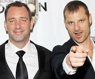 Trey Parker and Matt Stone Reveal Plans for The Book of Mormon Movie