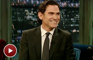 Billy Crudup Talks Arcadia's 'Murderous Monkeys and Dance Parties' on Jimmy Fallon