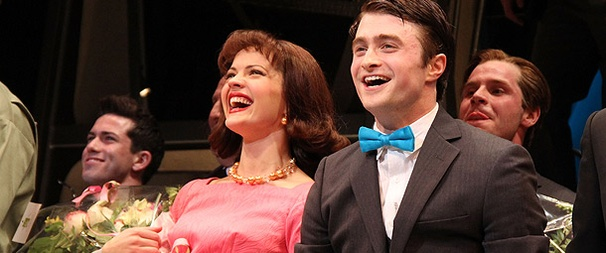 Success! Inside the Celeb-Filled Black-Tie Opening of How to Succeed, Starring Daniel Radcliffe
